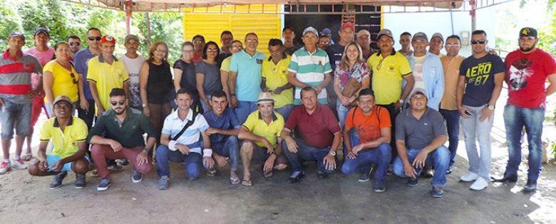 Desenvolvimento da Apicultura: Encontro reúne produtores de Ararendá, Boa Viagem e Poranga